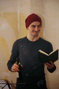 Veranstaltung: Worte Treffen. Dich. Keinverlag.de. Roman TIkker Renan Cengiz