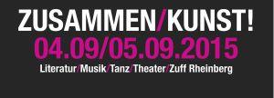 ZusammenKunst 2015, KeinVerlag, ZUFF, Rheinberg